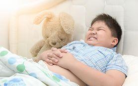 Postępowanie podczas biegunki u niemowląt i dzieci