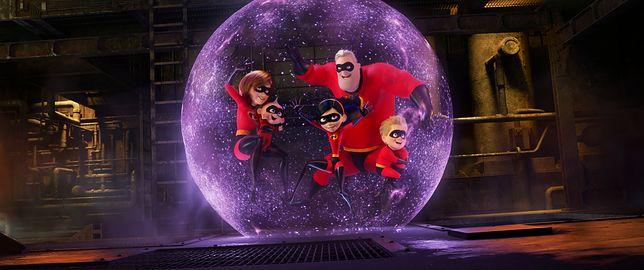 Pierwsza część o rodzinie superbohaterów zrobiła furorę wśród najmłodszych
