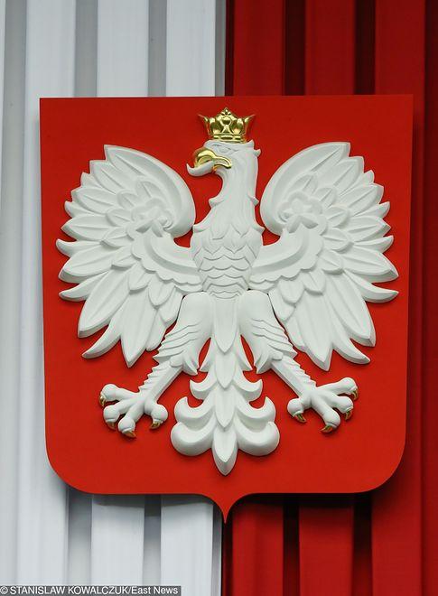Godło państwowe w obecnym stanie funkcjonuje od 1927 roku