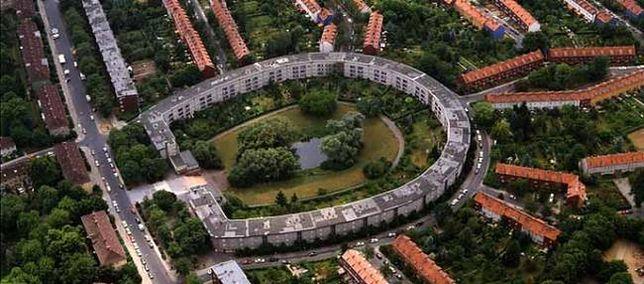 Atrakcje Berlina - modernistyczne osiedla