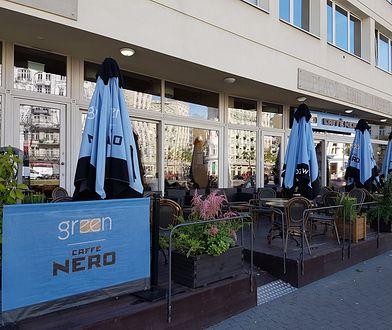 Green Caffe Nero zamknięte. Sieć przekaże dynie do Banków Żywności