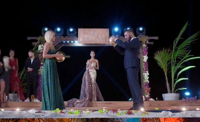 """Basia i Krystian podczas finałowej rozgrywki w """"Hotelu Paradise"""""""