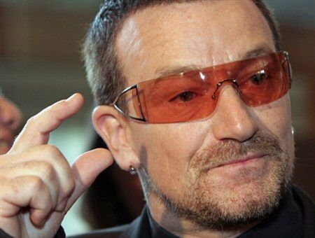 """Bono na miesiąc zostanie naczelnym """"Vanity Fair"""""""