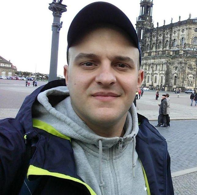 Poszukiwany Artur Walas Kleibor