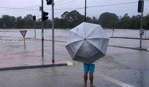 Australia doczekała się deszczu