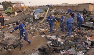 Katastrofa samolotu w Iranie. Ukraina oczekuje decyzji w sprawie czarnych skrzynek