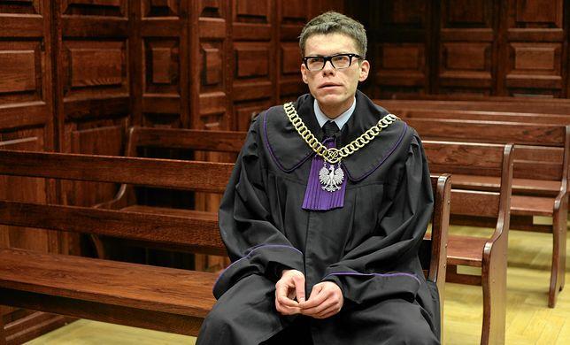 Sędzia słynie z odważnych wyroków
