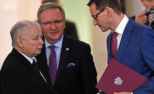 Nominacja Morawieckiego na stanowisko premiera na nowo ustawia spór polityczny w Polsce
