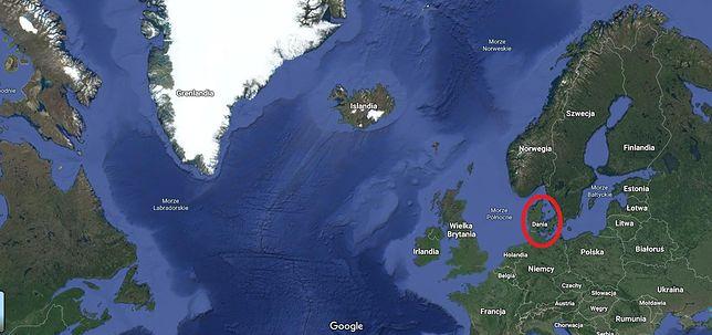 Dania bardziej obawia się konfliktu mocarstw w Arktyce niż terroryzmu