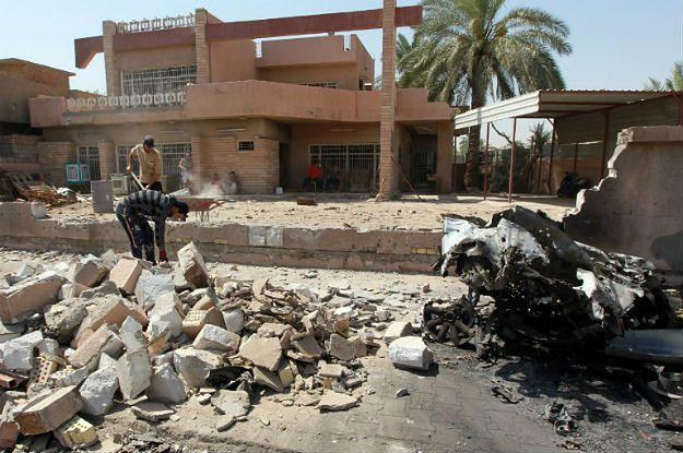 Wybuch samochodu-pułapki pod Bagdadem. Ponad 100 zabitych