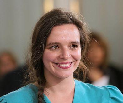 Klaudia Jachira, członkini sejmowej Komisji Ochrony Środowiska