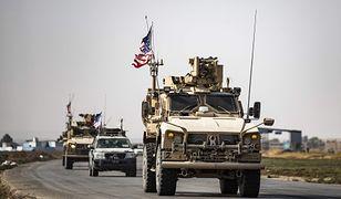 Wojska amerykańskie opuściły północną Syrię. Ale nie wrócą do domu