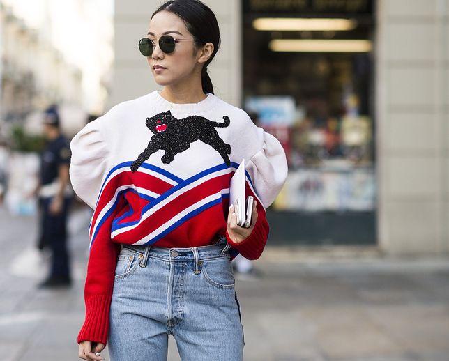 Jak ubiera się mediolańska ulica?