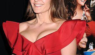 """""""My Big Fat Greek Life"""": Nia Vardalos i John Corbett na premierze """"Mojego wielkiego greckiego wesela 2"""""""