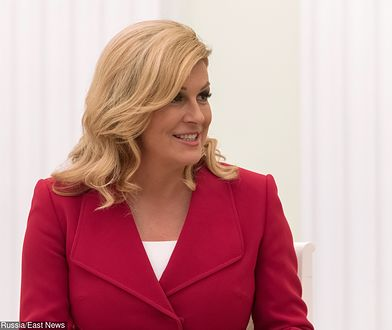 Kolinda Grabar-Kitarović, prezydent Chorwacji, nie jest jedyna