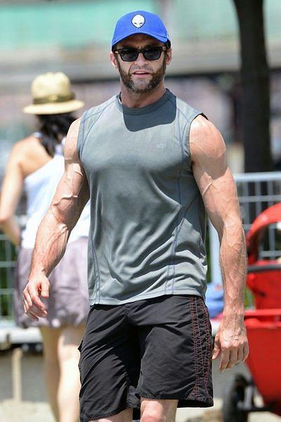 Imponujące muskuły 44-latka!