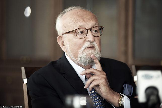 Krzysztof Penderecki stworzył szereg kompozycji do czołowych polskich filmów