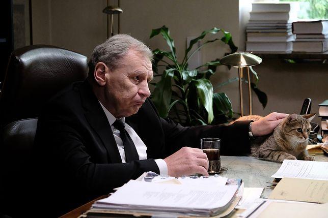 Andrzej Grabowski jako Jarosław Kaczyński