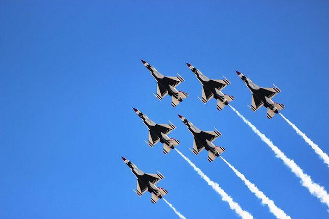 Siły Powietrzne USA są zainteresowane zakupem samolotów F-16