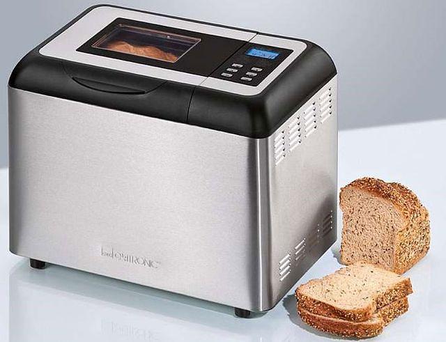 Top 5 urządzeń do wypieku chleba