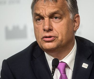 Premier Węgier, Victor Orban.