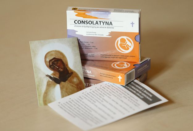 Do sprzedaży trafił lek duchowy