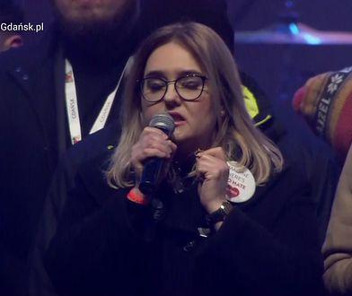 Finał WOŚP 2020 w Gdańsku. Magdalena Adamowicz: nie damy się zastraszyć