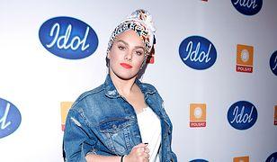 """""""Idol"""": Ewa Farna w dziwnej stylizacji. Hit czy kit?"""