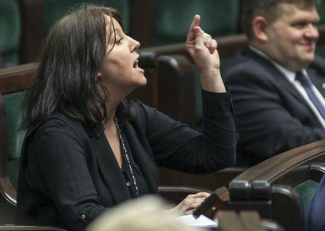 Joanna Lichocka komentuje zarobki gwiazd dziennikarzy