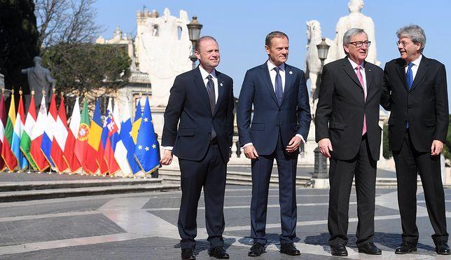 Obchody 60-lecia Traktatów Rzymskich. Przywódcy 27 państw UE przyjęli deklarację ws. przyszłości Wspólnoty