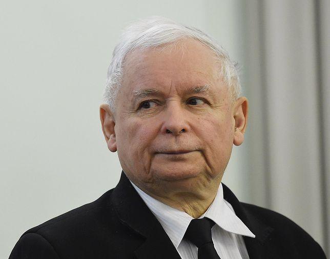Jarosław Kaczyński zabrał głos w sprawie senatora Stanisława Koguta