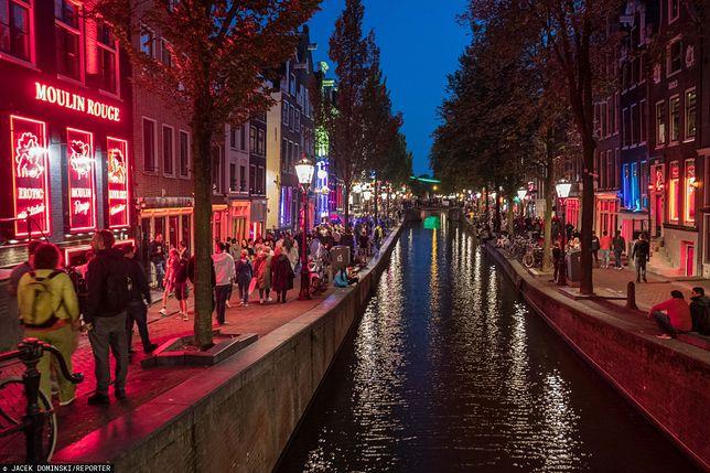 Holandia według władz kojarzy się z prostytucją i narkotykami