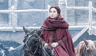 "Carice van Houten jako Melisandra w serialu ""Gra o Tron"""