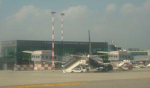 Płyta portu lotniczego Bergamo