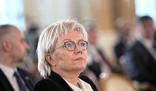 Julia Przyłębska z nagrodą za odwagę i wyrok ws. aborcji