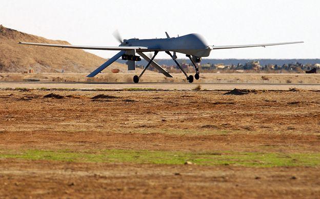 Konwój z pomocą humanitarną ostrzelany w Syrii. Rosja: amerykański dron pojawił się na chwilę przed atakiem. Pentagon zaprzecza