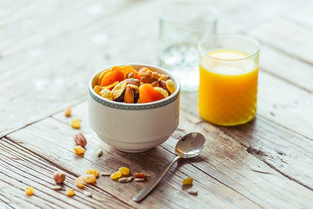 Zdrowe śniadanie na wiosnę