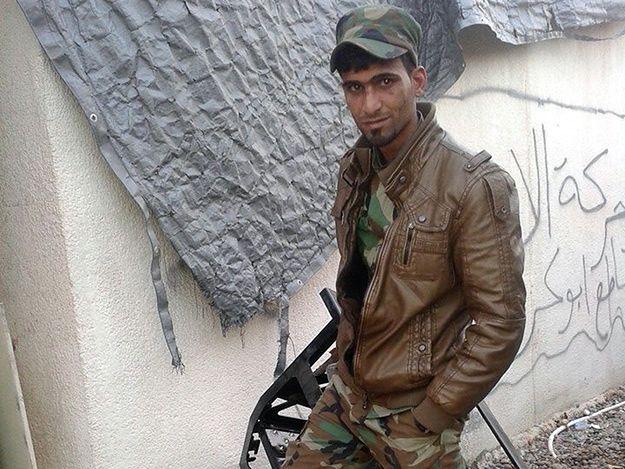 Emigrant skazany za zbrodnie wojenne. Chwalił się odciętą głową dżihadysty