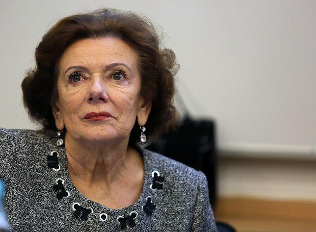 Sędzia Irena Kamińska: powtórzę, jesteśmy nadzwyczajną kastą