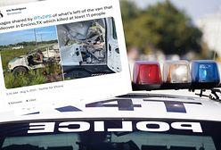 Tragiczny wypadek w USA. Nie żyje wiele osób