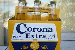 Piwo Corona ofiarą koronawirusa. Polscy konsumenci nie zniechęcają się nazwą
