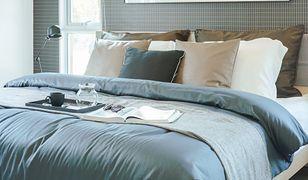 Dobre łóżko do spania powinno mieć wygodny materac
