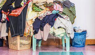 Ubrania, w których byłaś na zewnątrz, odizoluj od pozostałych elementów odzieży.