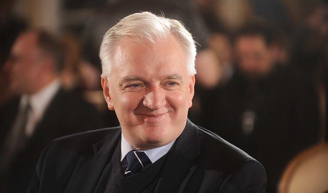 Jarosław Gowin odpowiada Petru: Nie przytulam się do facetów