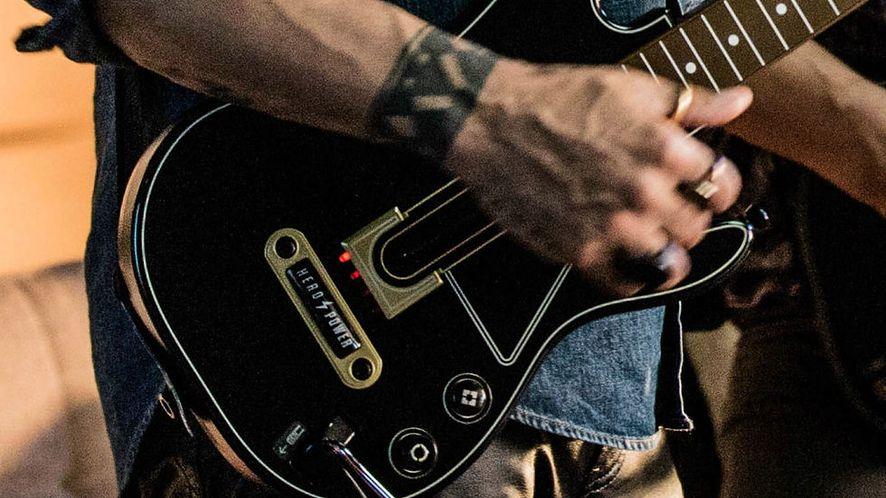 Guitar Hero Live — z plastikowym wiosłem wypłyniecie na nowe wody