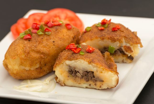 Przysmak peruwiańskiej kuchni