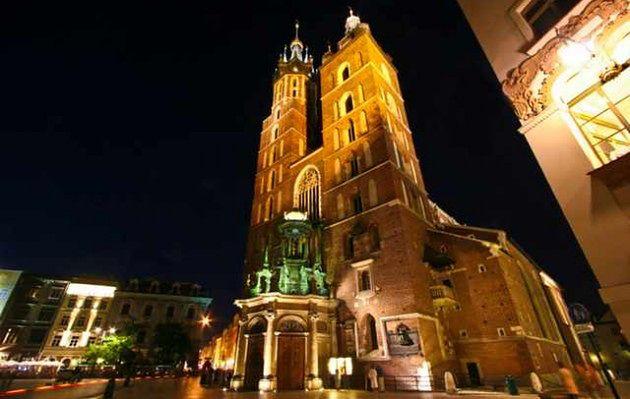 Polska nocą, czyli najpiękniejsze iluminacje