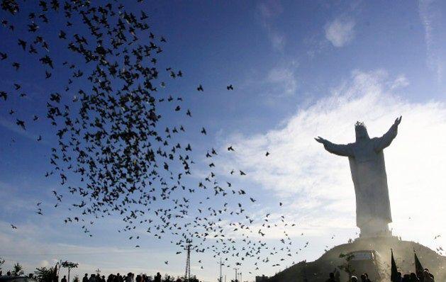 Największy pomnik Chrystusa w Europie, Świebodzin