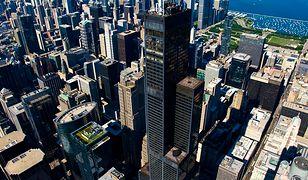 """Chicago """"The Ledge"""" - najbardziej przerażający taras widokowy"""