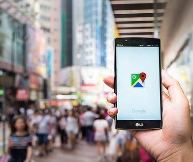 Nowa funkcja Map Google. Przyda się, kiedy wiemy, że się spóźnimy